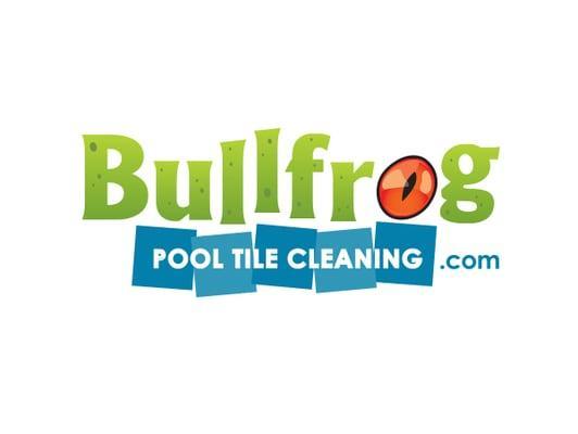 Bullfrog Pool Tile Cleaning