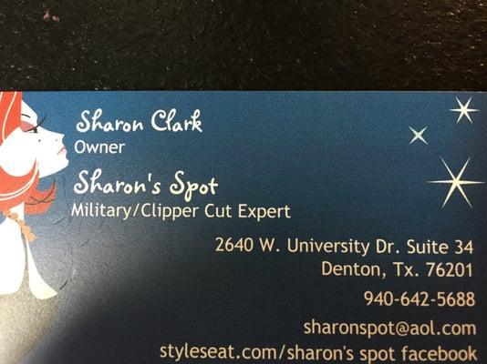 Sharons Spot Salon