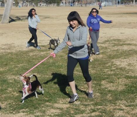 Doggie N Me Fitness