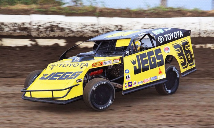 Kenny Wallace Dirt Racing Experience