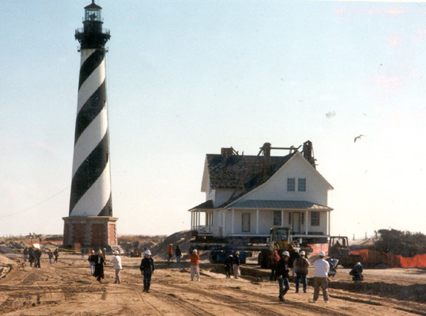 Lighthouse Moving