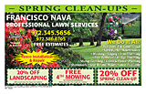Francisco Nava Lawn Services