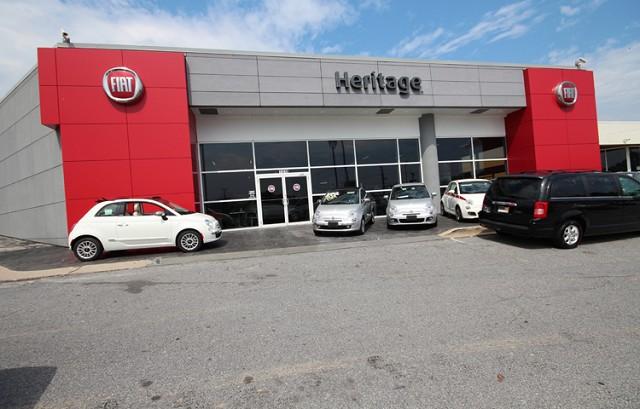 Heritage FIAT Owings Mills
