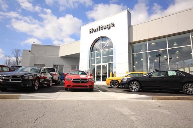 Heritage Chrysler Dodge Jeep RAM Owings Mills