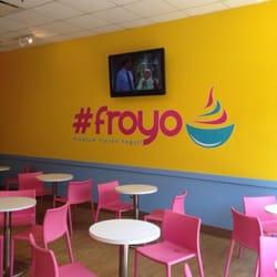Hashtag Froyo