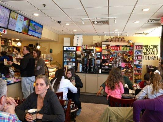 Oasis Cafe & Bakery