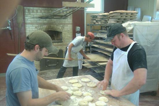 Pleasanton Brick Oven Bakery