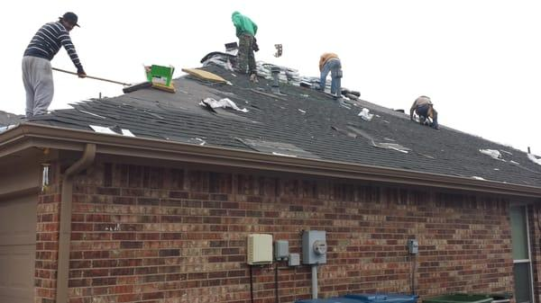 Texas Vets Roofing