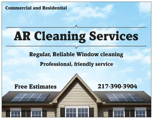 A R Cleaning Services