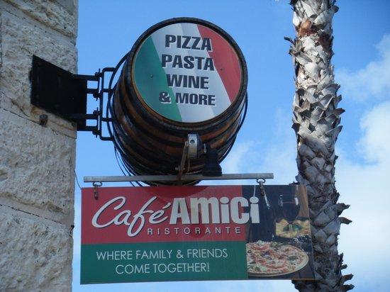 Cafe Amici