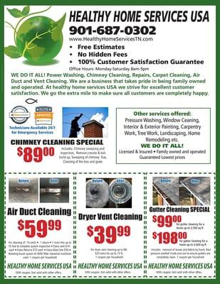 Healthy Home Services USA