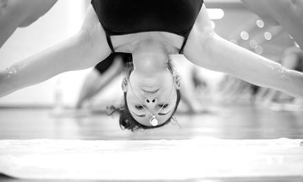 Clyde Heppner at Maya Yoga
