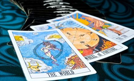 Psychic Palm & Tarot Card Reader