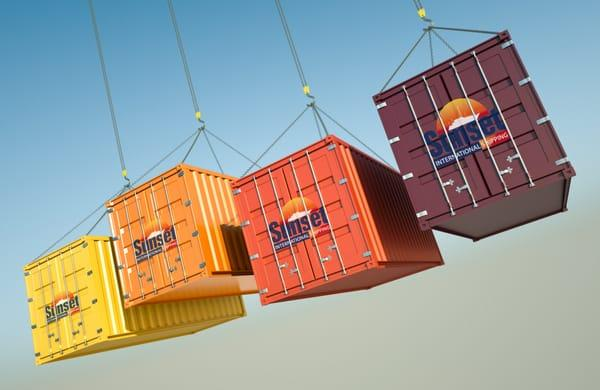 Sunset International Shipping