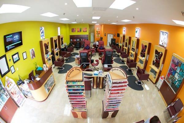 Dija Beauty Salon