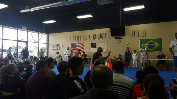 McCall Mixed Martial Arts