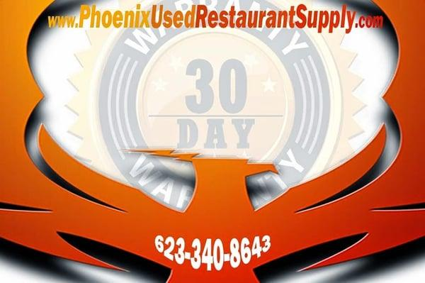 Phoenix Used Restaurant Supply