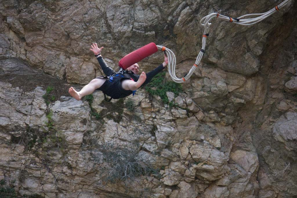 Jumping California