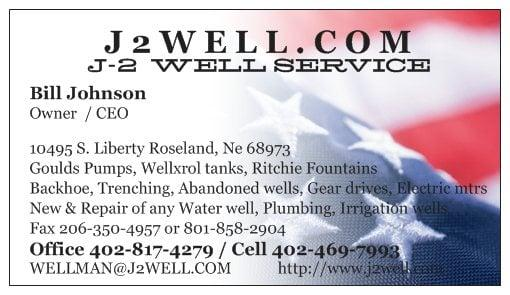 Johnson Water Well Service