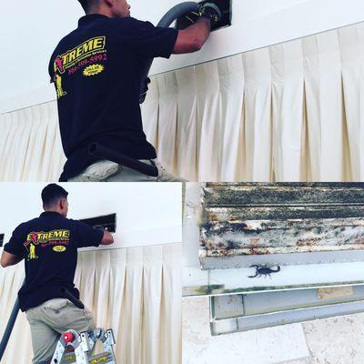 Extreme Air Duct Cleaning and Restoration Services San Antonio
