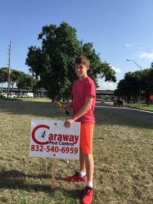 Caraway Pest Control, LLC.