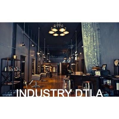 Christian King at Industry Dtla