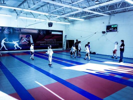 Zeljkovic Fencing Academy