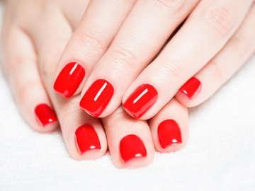 Red Tech Nail Spa