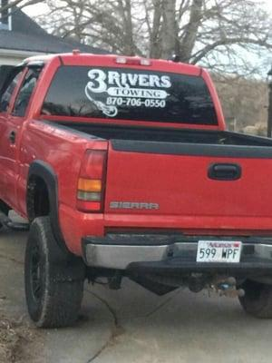 3 Rivers Towing