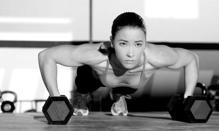 CrossFit Code 4