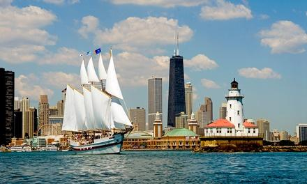 Tall Ship Windy of Chicago