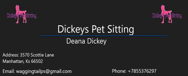 Dickey's Pet Sitting