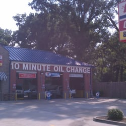 NATIONAL DISCOUNT OIL CHANGE