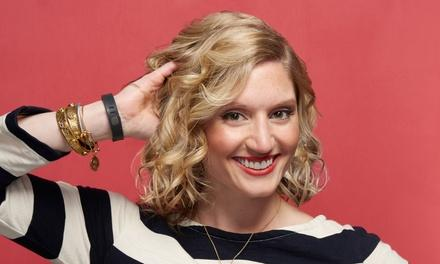 Danielle Brandt at Illusions Hair Studio