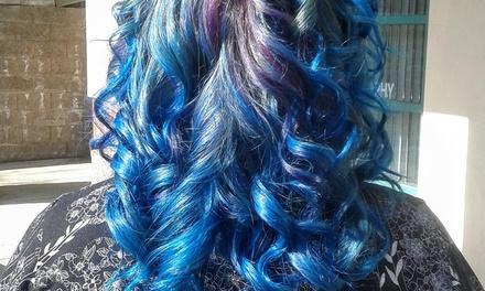 Shannon Dempsey Hairdresser