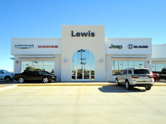 Lewis Toyota of Hays