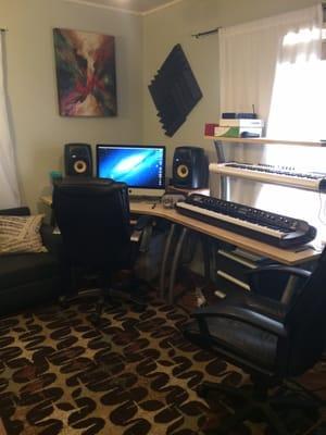 Amber Light Voice Studios