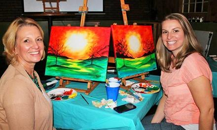 Painting with Canvas