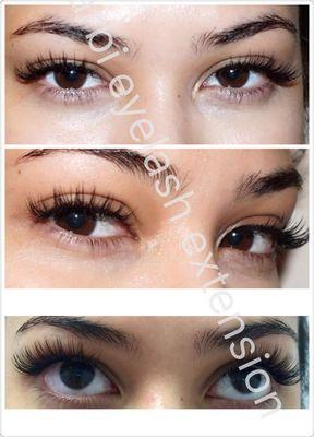 Barbi Eyelash Extension