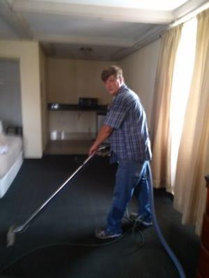 Pacific Carpet Cleaning