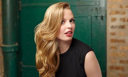 Delaina Torrez at Shear Beauty Hair & Makeup Studio