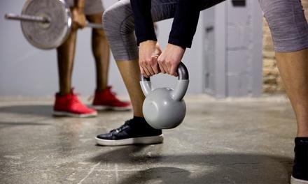 Alaska Kettlebell & Ironwill Athletics