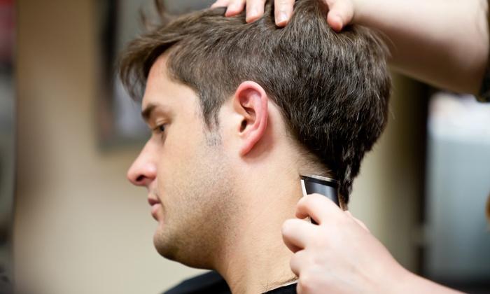 Men's Cuts Grooming Lounge