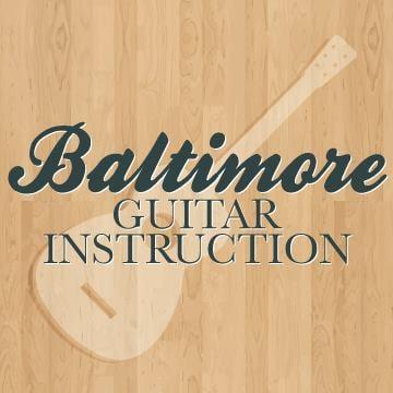 Baltimore Guitar Instruction