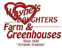 Wayne's Daughter's Farm & Greenhouses Llc.