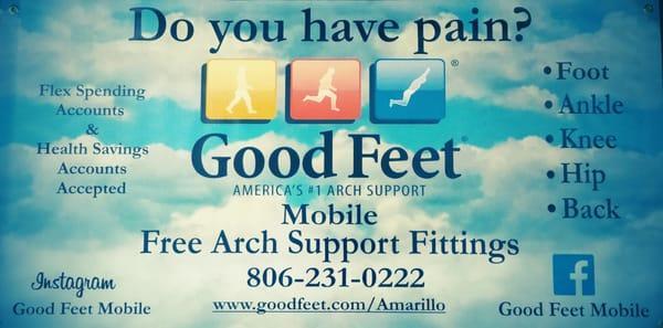 Good Feet Mobile