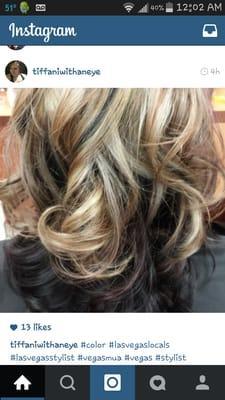 Tiffani With An Eye- Hair Artistry