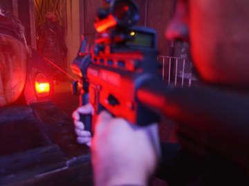 Massacre Tactical Laser Tag