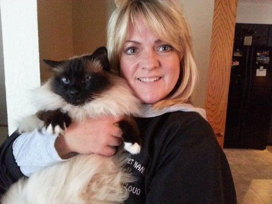 The Pet Nanny of St. Cloud