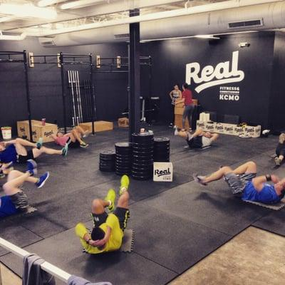 Real Fitness & Conditioning